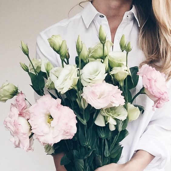 flores em vc