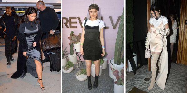 Kim, Kylie e Kendall